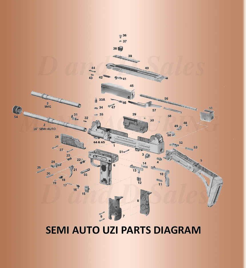 untitled document tommy gun diagram uzi schematic #8